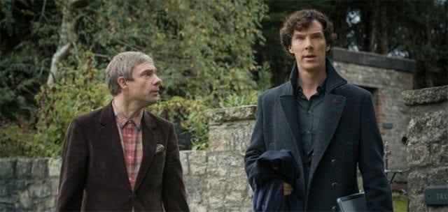 Sherlock S03E03 – His Last Vow