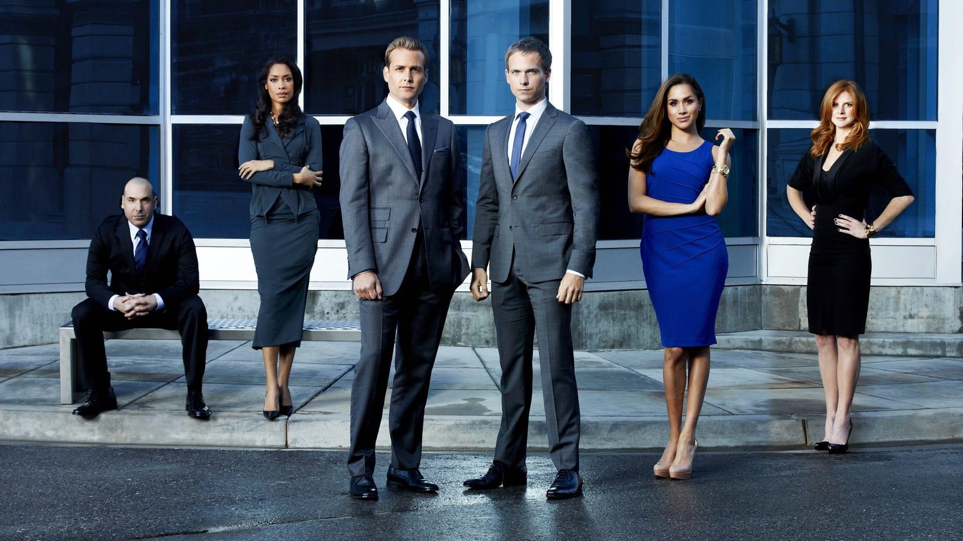 Trailer: Suits Season 3.2