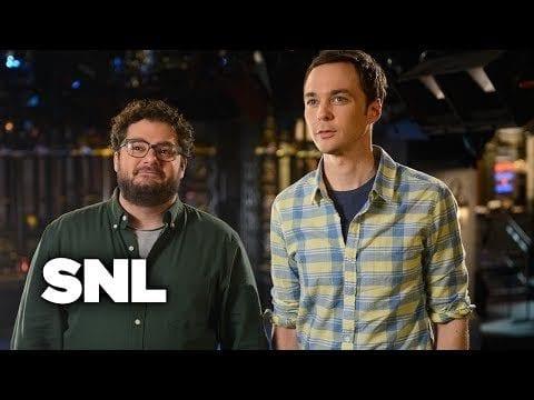 Jim Parsons SNL Promo Video
