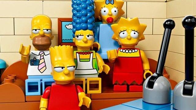 Simpsons-Folge kommt in LEGO-Form