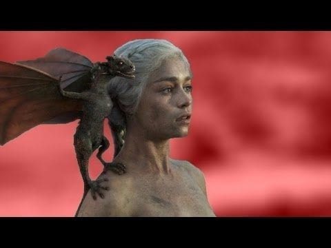 'The Dragons Daughter' Game of Thrones Musikvideo