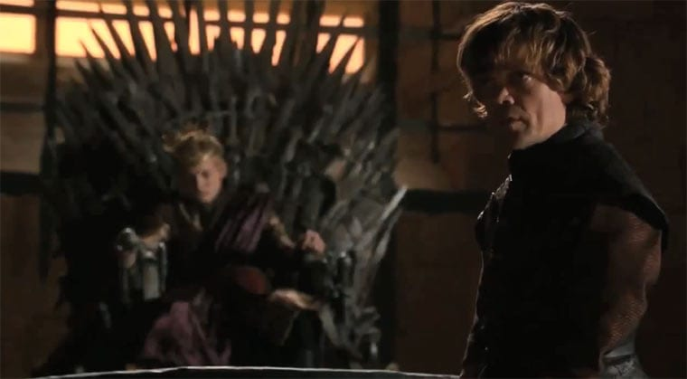 The Dwarf Of Westeros The Wolf Of Wall Street Trifft Game Of Thrones Seriesly Awesome