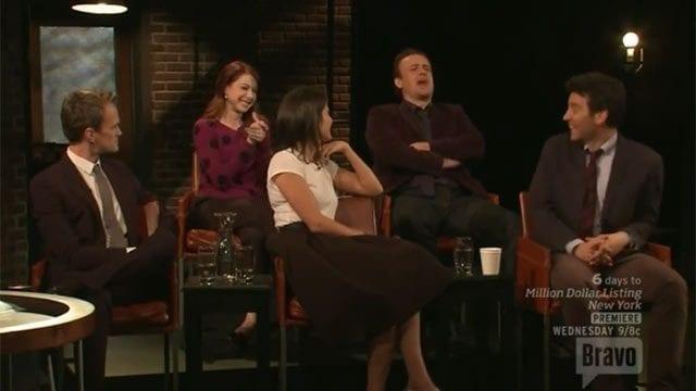 Neil Patrick Harris und Jason Segel singen Les Miserables