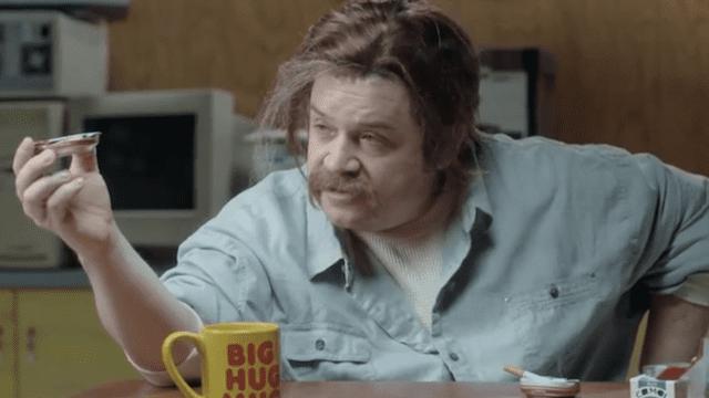 Patton Oswalt als True Detective