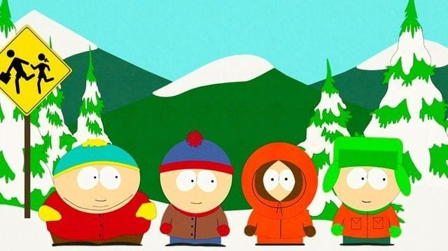 south park app funktioniert nicht