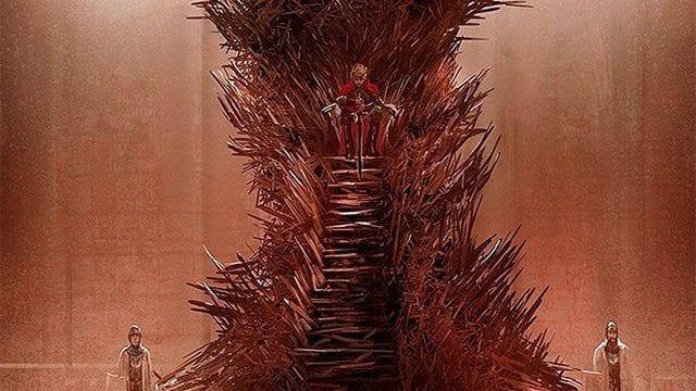 Wie der Iron Throne wirklich aussieht