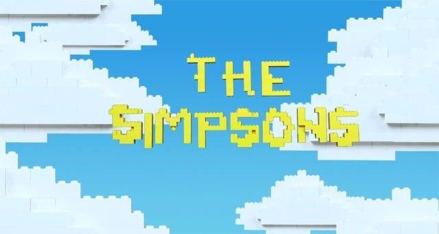 Simpsons-Intro aus LEGO