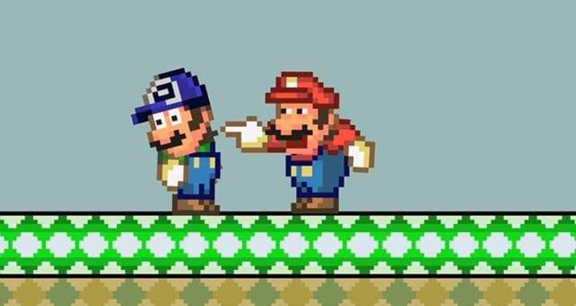 Super Mario x The Walking Dead