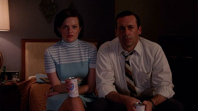 Mad Men S07E07 – Waterloo