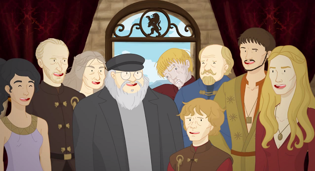 Game of Thrones Parodie: Tyrions Prozess