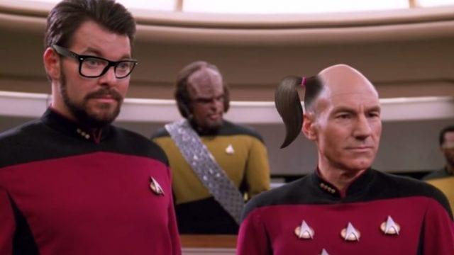 Bratwürste und Captain Picard