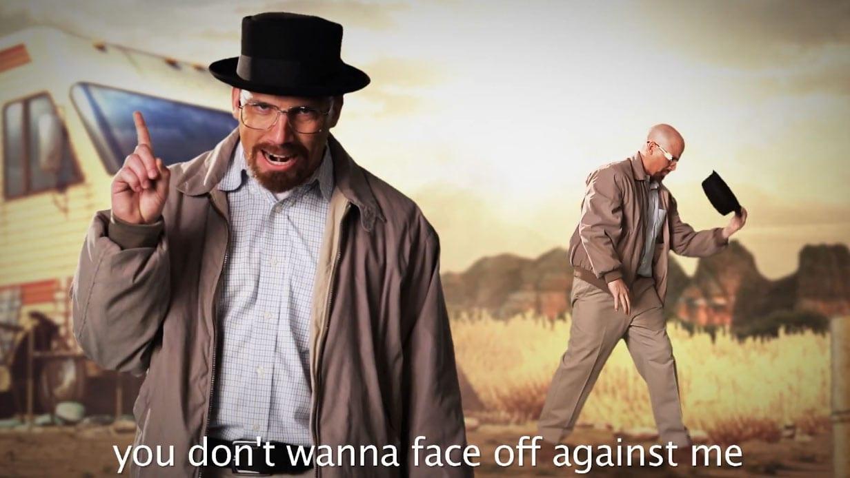 Rick Grimes vs. Walter White