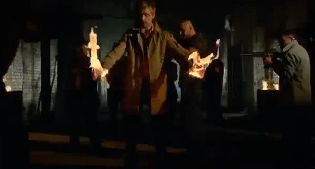 Neuer Trailer zu Constantine
