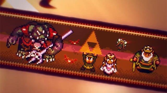 Game of Thrones x Zelda