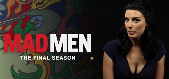Jessica Paré spoilert Mad Men