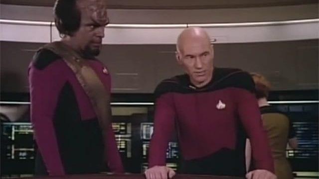 Worfs Vorschläge werden immer wieder abgewiesen