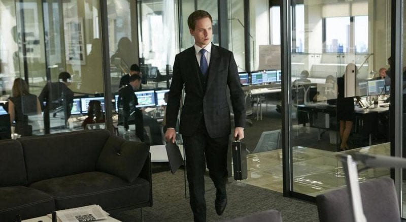 Suits S04E01 – One-Two-Three Go…