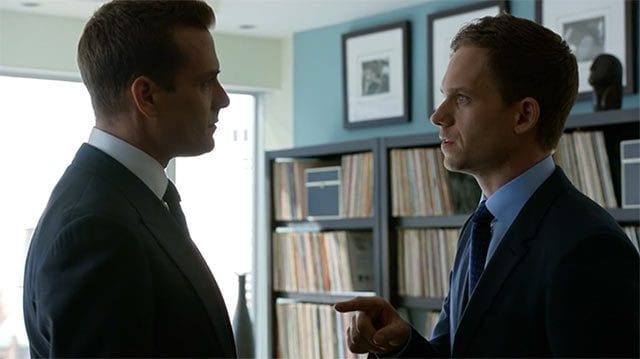 Suits S04E03 – Two In The Knees