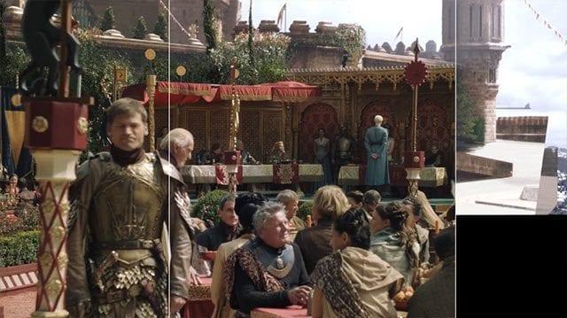 Making of Game of Thrones Season 4