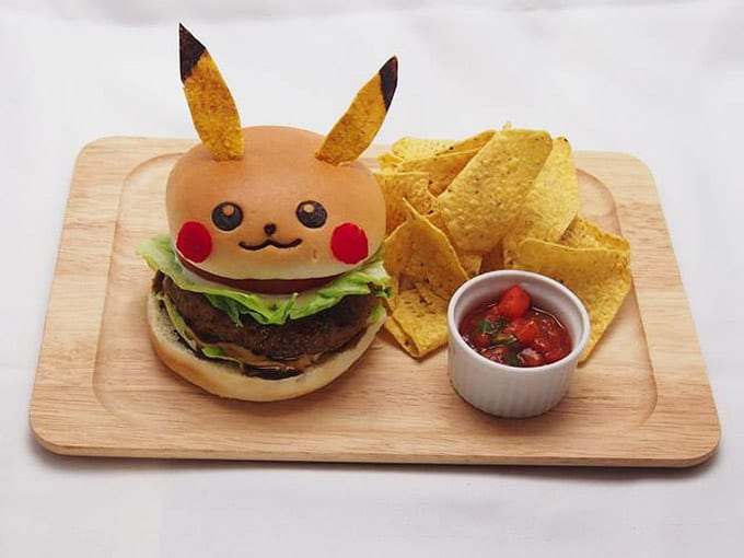 In Japan steht ein Pikachu-Café
