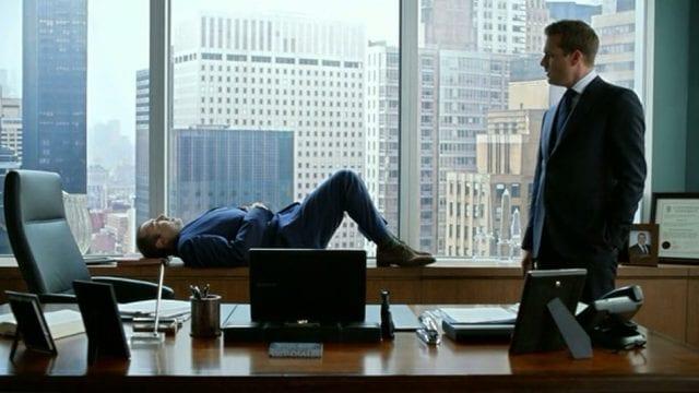 Suits S04E04 – Leveraged