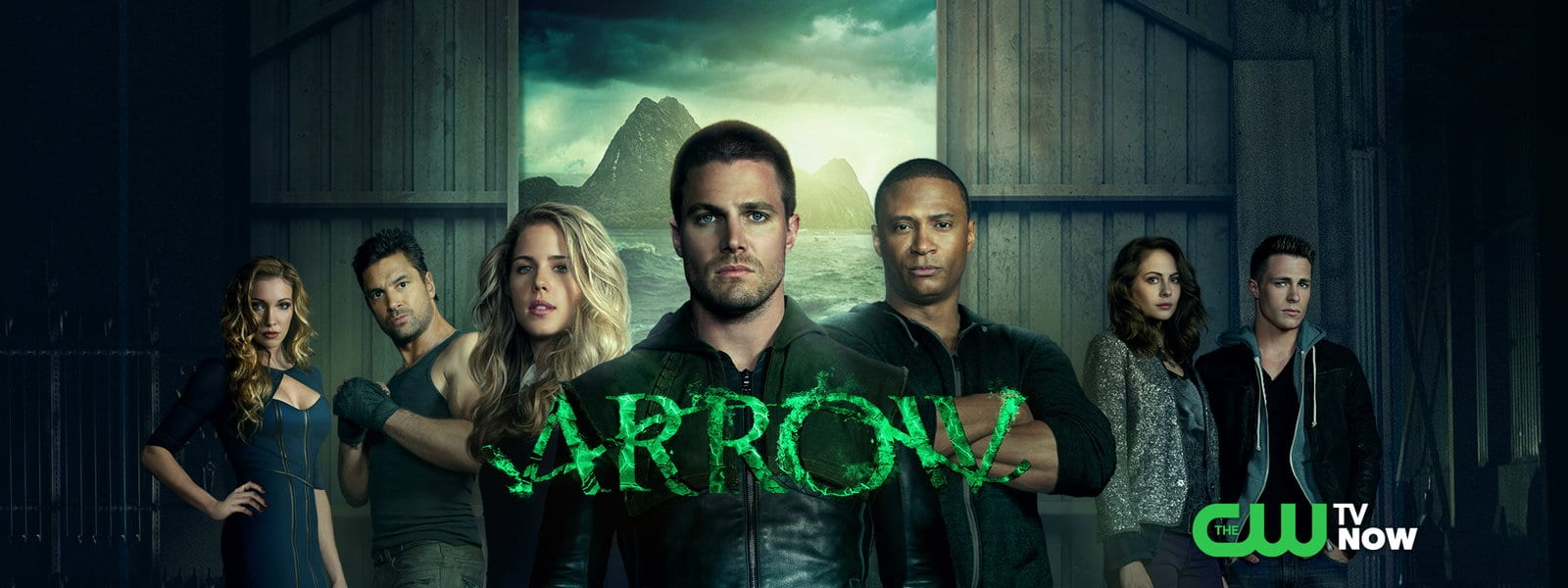 Arrow: Erster Blick auf Arsenal