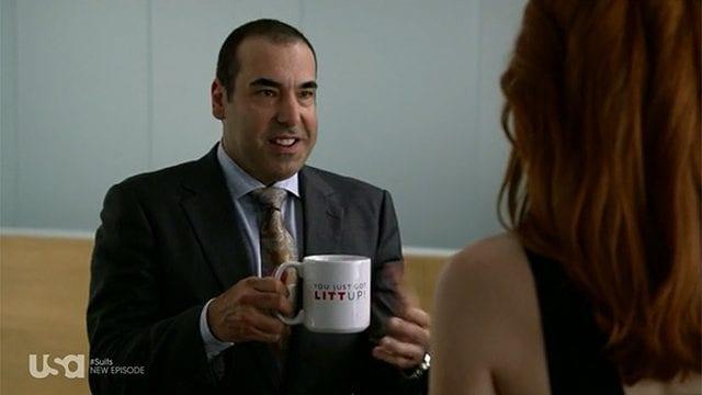 Suits S04E06 – Litt the Hell Up