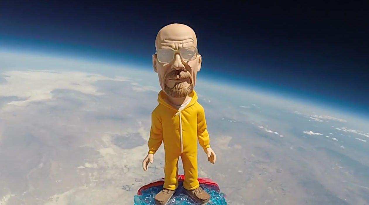 walterwhiteninspace Walter White in Space