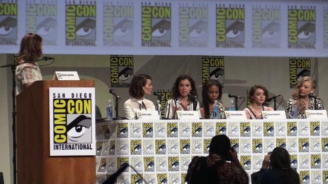 Starke Seriendarstellerinnen