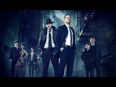 Extended Gotham Trailer