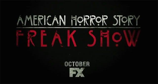 American Horror Story: Freak Show – erster Teaser