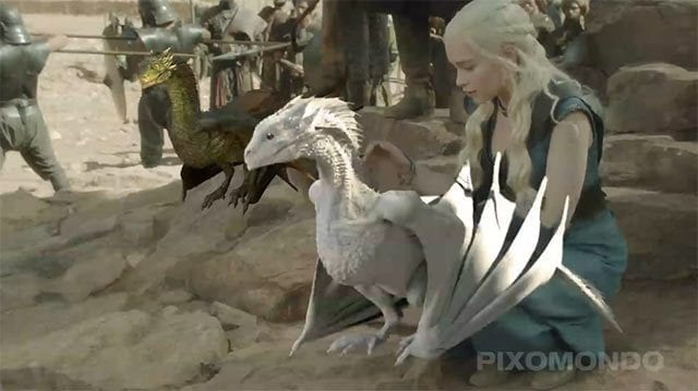 4. Game of Thrones Staffel: mehr Making of