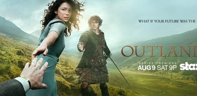 Serienstart Outlander