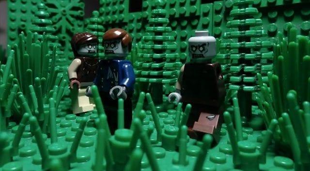 The Walking Dead LEGO-Trailer
