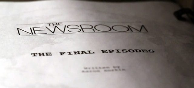 The Newsroom: Teaser zur finalen Staffel