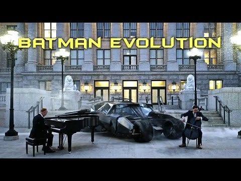 Batman Orchester-Mashup