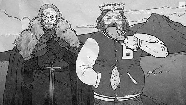 Game of Thrones in 2 Minuten