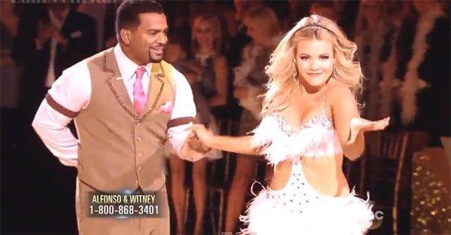 Carlton beim US-Let's Dance