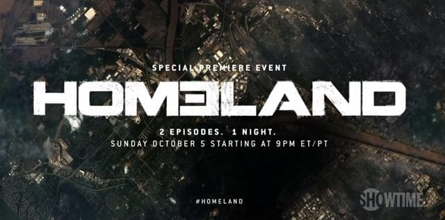 Homeland – Season 4 Trailer
