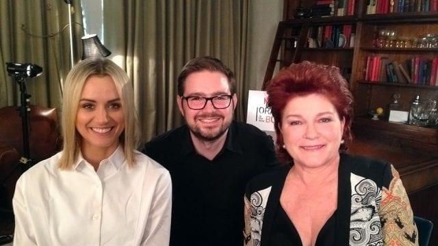 Kate Mulgrew & Taylor Schilling im serieslyAWESOME Interview