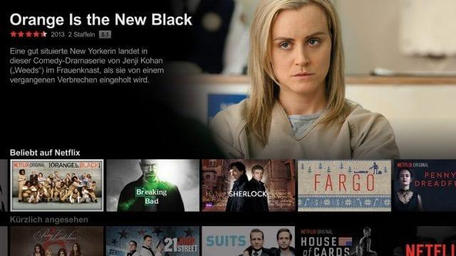 Alles zum Netflix Deutschland-Start