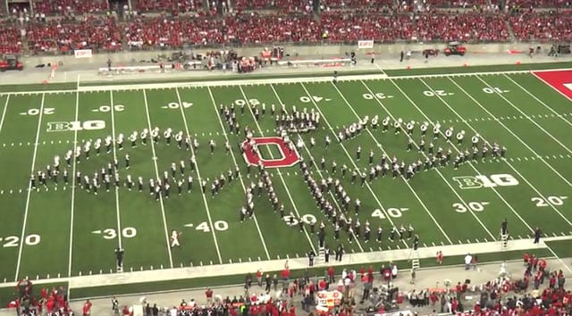 ohiostatemarching