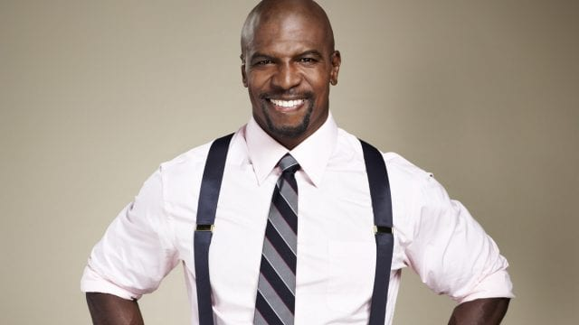 Terry Crews' verstecktes Talent
