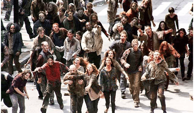 The Walking Dead Spin-off naht