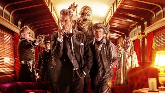 Doctor Who S08E08 – Mummy on the Orient Express