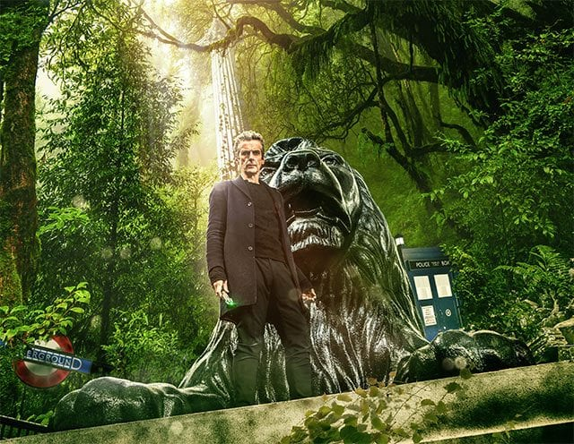 Doctor Who S08E10 – In the Forest of the Night