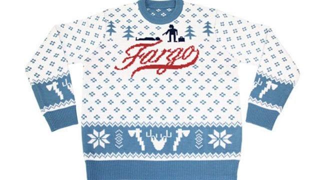 Der Fargo-Weihnachtspulli