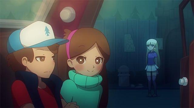 Anime Gravity Falls - Gelungener Stilwechsel - seriesly AWESOME
