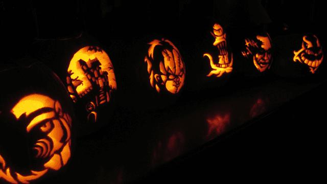 Halloween in Serie