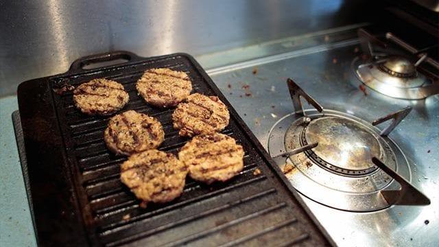 Menschenfleischburger
